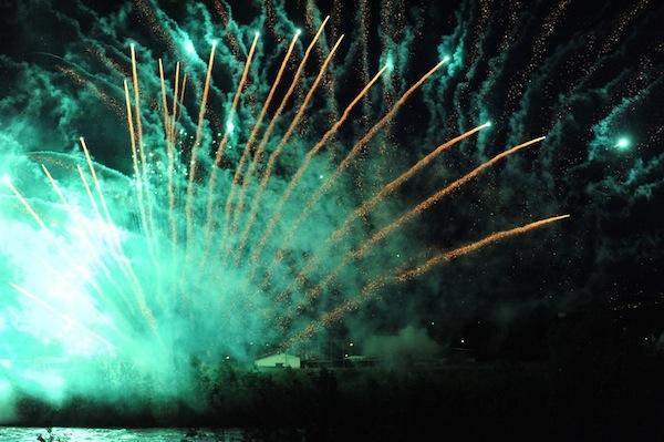 Famiglia di Alessandria si perde dopo i fuochi d'artificio