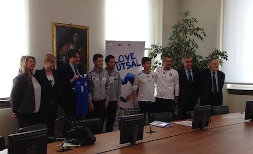 Asti si tinge di azzurro: attesa per l'arrivo della Nazionale di calcio a cinque