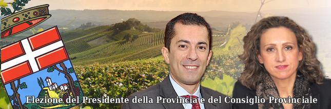 Provincia di Asti: Gabusi confermato presidente