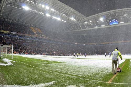 """Conte: """"Galatasaray-Juventus come una partita di tambass"""". Interviene Crosato, presidente Ferdertamburello"""