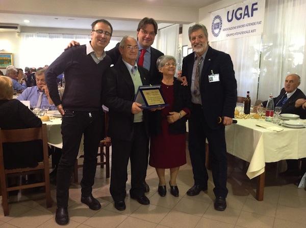 Oltre 270 persone all'annuale incontro Ugaf
