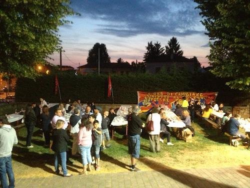 Ottimo succeso per la Festa Rossa di Castello di Annone