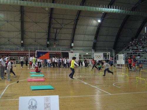Ad Asti i giochi olimpici scolastici