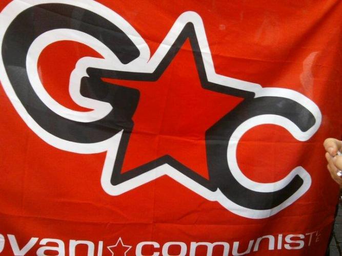 La rossa primavera dei Giovani Comunisti di Asti