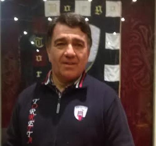 Giovanni Spandonaro confermato alla guida Comitato Palio Borgo Torretta
