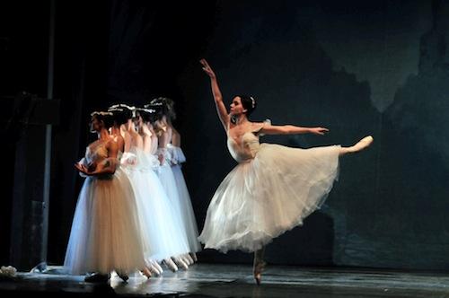 Rinviato lo spettacolo Giselle