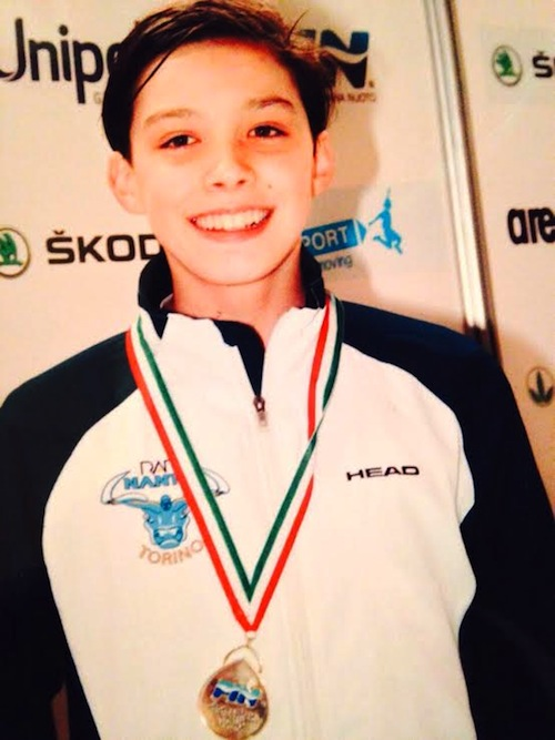Criteria Nazionali Giovanili: Giulia Borra campionessa italiana
