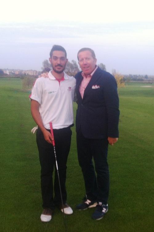 """Golf: i vincitori del """"Trofeo centrale del latte di Torino"""""""