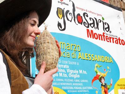 Presentato il ricco programma di Golosaria in Monferrato