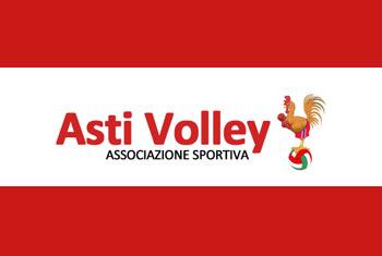 Domenica agrodolce per l'Asti Volley