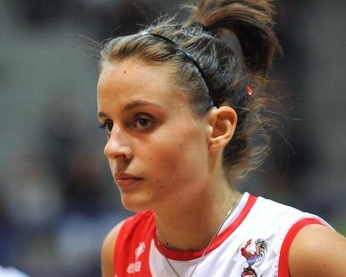 Asti Volley: l'atleta della settimana è Greta Marcolina