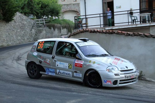 Moscato Rally all'aceto per il Vm Motor Team