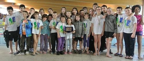 Festa in casa junior pentathlon sportevolution di asti for Piscina comunale asti