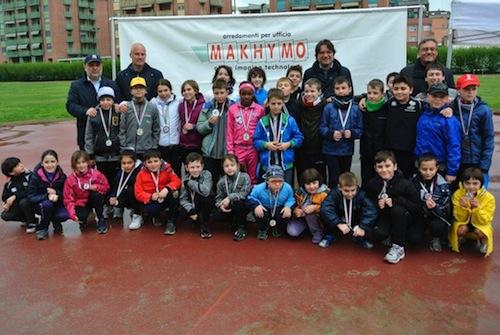 """Ad Asti il Campionato Italiano Assoluti """"Open"""" Tetrathlon"""