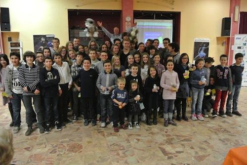 Grande festa di fine anno per lo Junior Pentathlon Asti