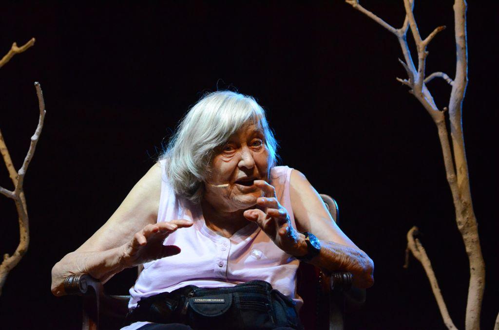 E' morta Margherita Hack. Aveva 91 anni. Le foto ad Asti la scorsa estate