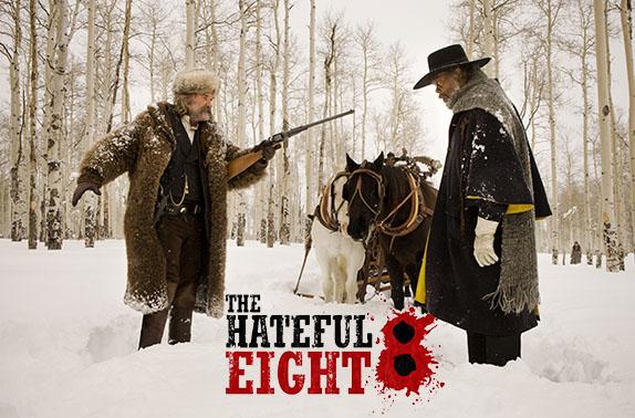 The Hateful Eight, il nuovo, attesissimo film di Quentin Tarantino in Sala Pastrone