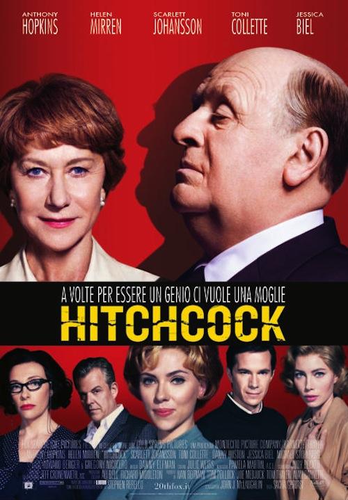 Al Ritz in programmazione il film Hitchcock