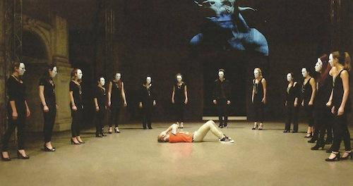Il Minotauro replica al Piccolo Teatro Giraudi