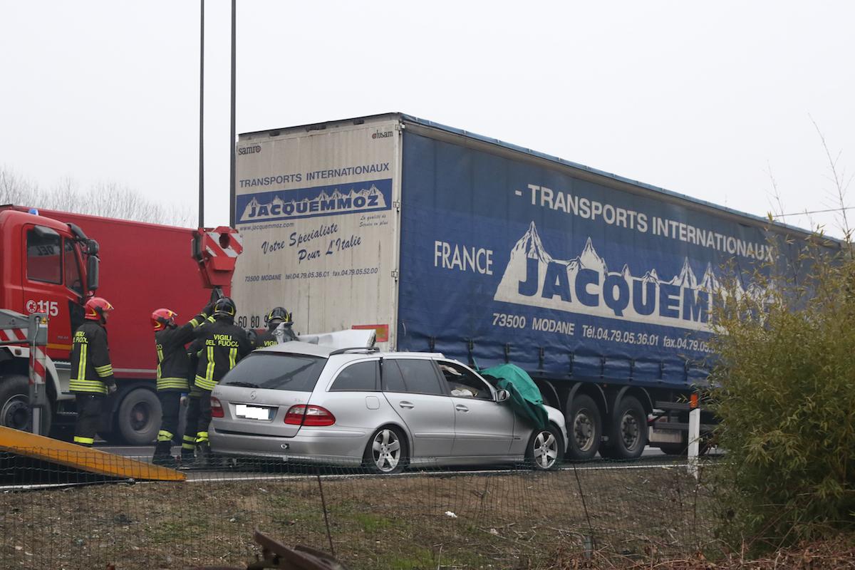 Incidente sull'A21: vittime due romeni di Asti