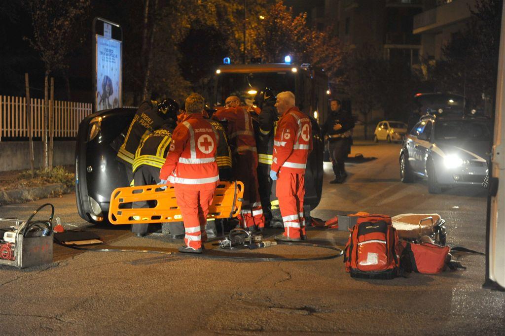 Incidente in tangenziale: strada ancora chiusa in direzione di Casale