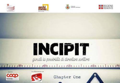 """Incipit Offresi"" alla Biblioteca Astense"