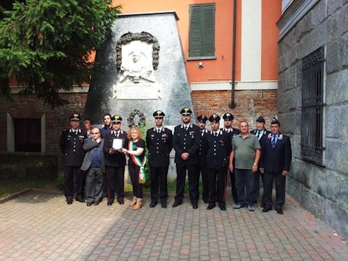 Carabinieri: a Corrado Scola il premio Scapaccino