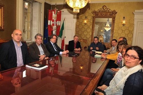 I sindacati della scuola incontrano il prefetto di Asti