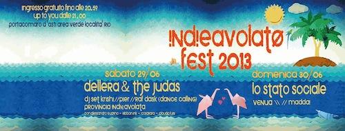 L'Indi(e)avolato Fest si sposta a Portacomaro