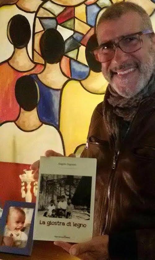 Angelo Ingrasci presenta il suo libro nella chiesa di San Martino