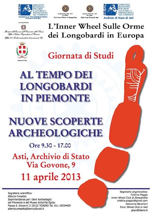 All'Archivio di Stato una giornata di studi sui Longobardi