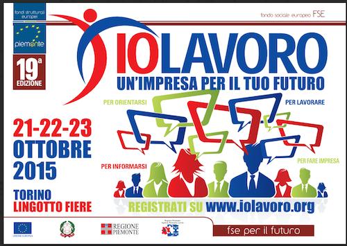 """Da Asti a Torino per """"IoLavoro"""""""