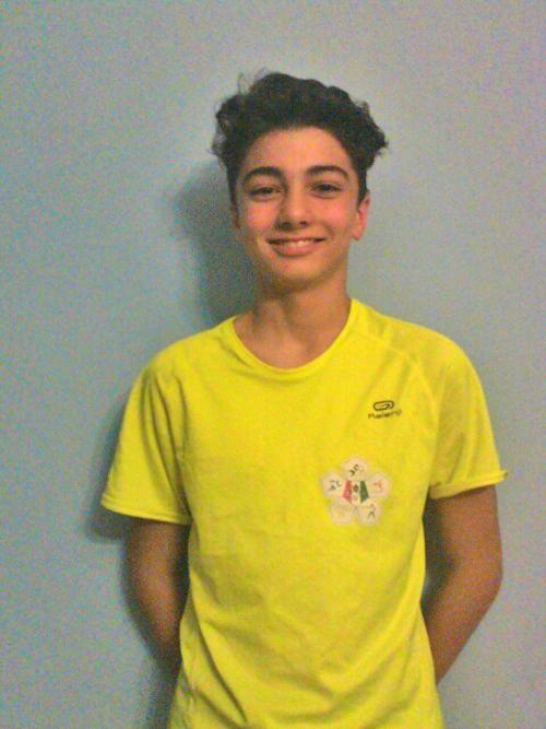 Gli atleti dello Junior Asti alla prima tappa Coppa Rio Summer