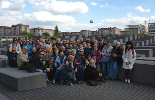Da un viaggio della memoria all'altro: dopo Berlino l'Israt va a Mauthausen