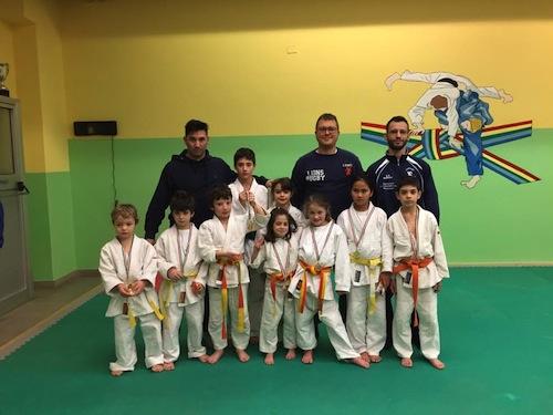 Buona prova dei ragazzi del Judo Monferrato al Trofeo Samurai