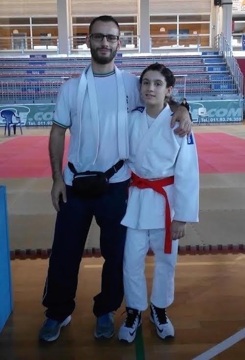 Doppio secondo posto per il Judo Monferrato