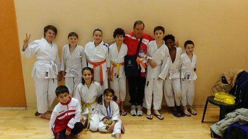 Il Judo Club Asti al Trofeo Kodokan Cerano