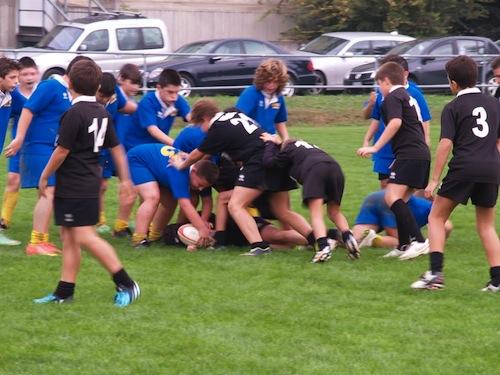 Ripresa la stagione della Junior Asti Rugby