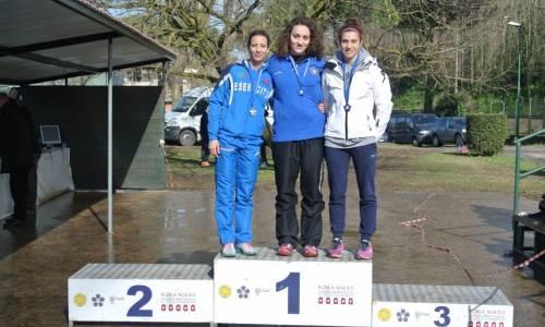 Francesca Gandolfo campionessa italiana di pentathlon moderno