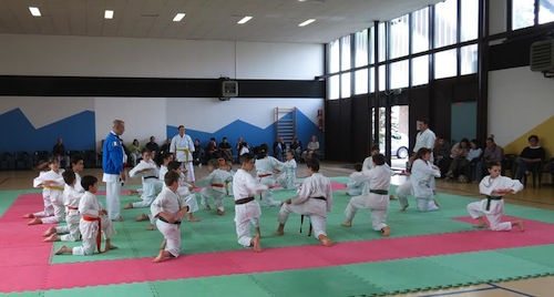 Atleti astigiani alla Coppa Italia Csen di Karate