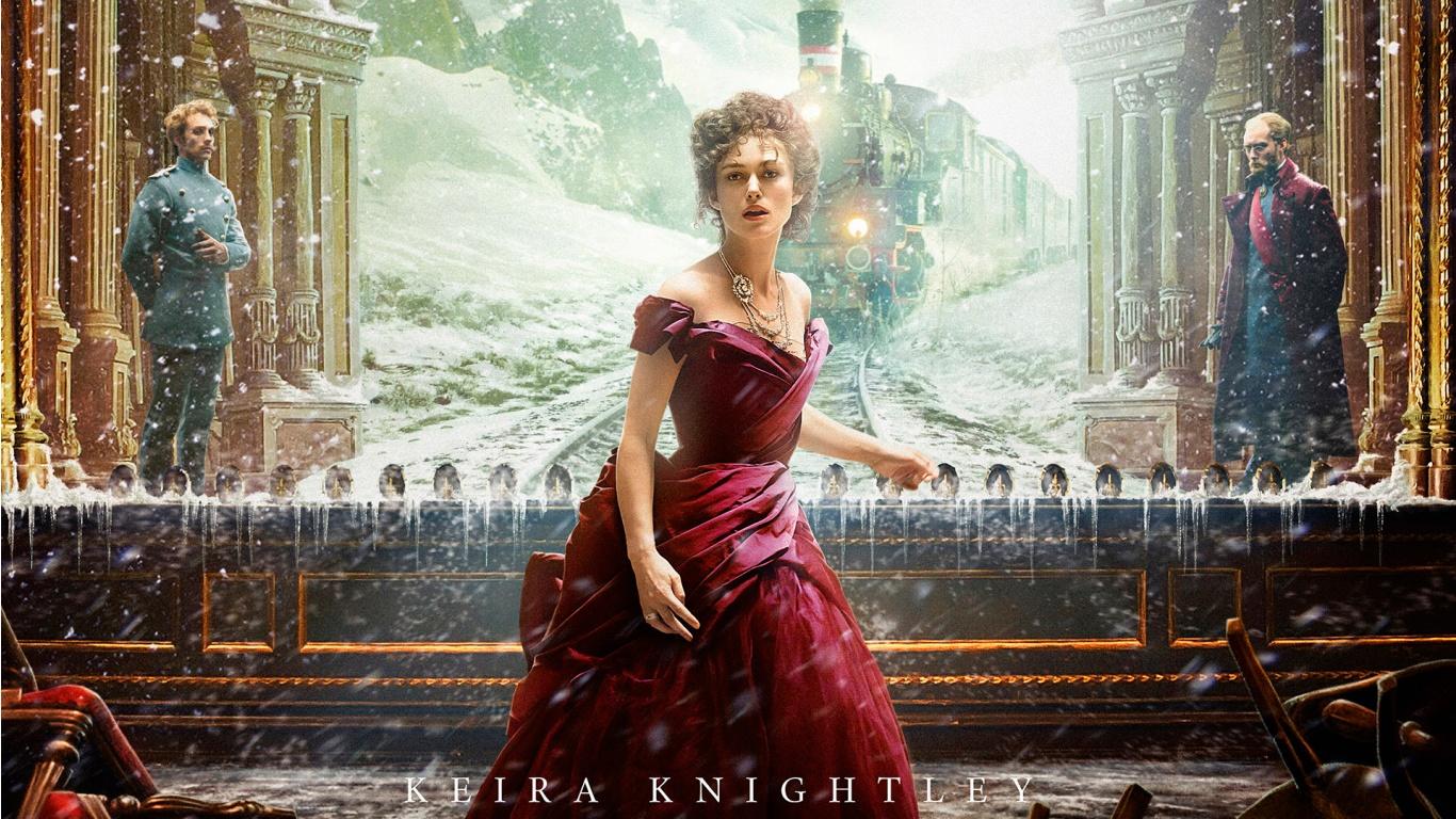 Anna Karenina al cinema Ritz