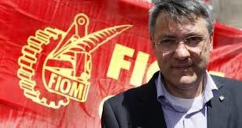 Maurizio Landini ad Asti il 1° maggio