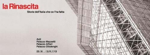 """Piazza Roma chiusa per l'inaugurazione della mostra """"La Rinascita"""""""
