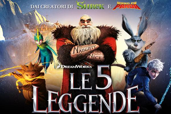 Film nelle sale 30 novembre 2012