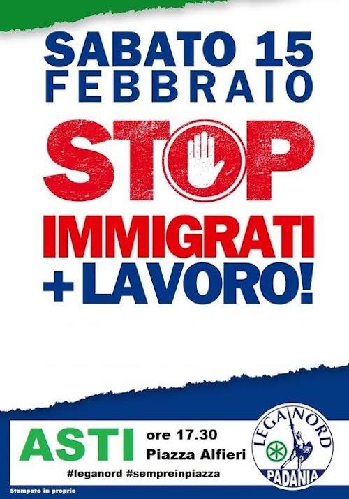 Eletto il nuovo direttivo della Lega Nord di Asti