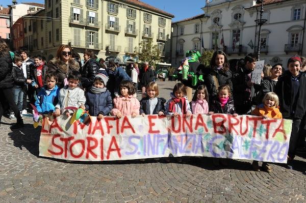 Asti insieme a Libera per non dimenticare le vittime della mafia