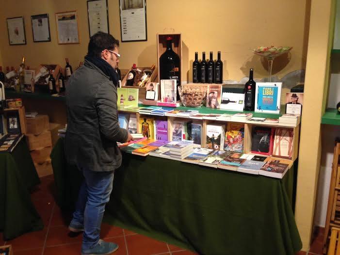 """""""Il libraio itinerante… in cantina"""" a Cocconato"""