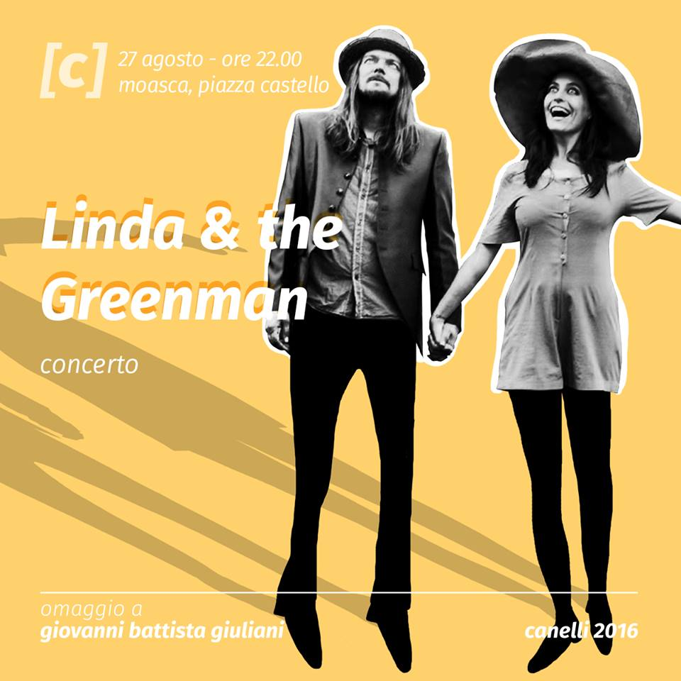 Linda & the Greenman a Moasca per Classico