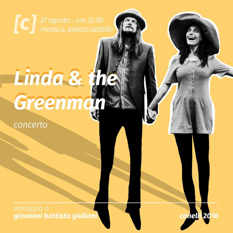 Linda & the Greenman a Moasca per Classico