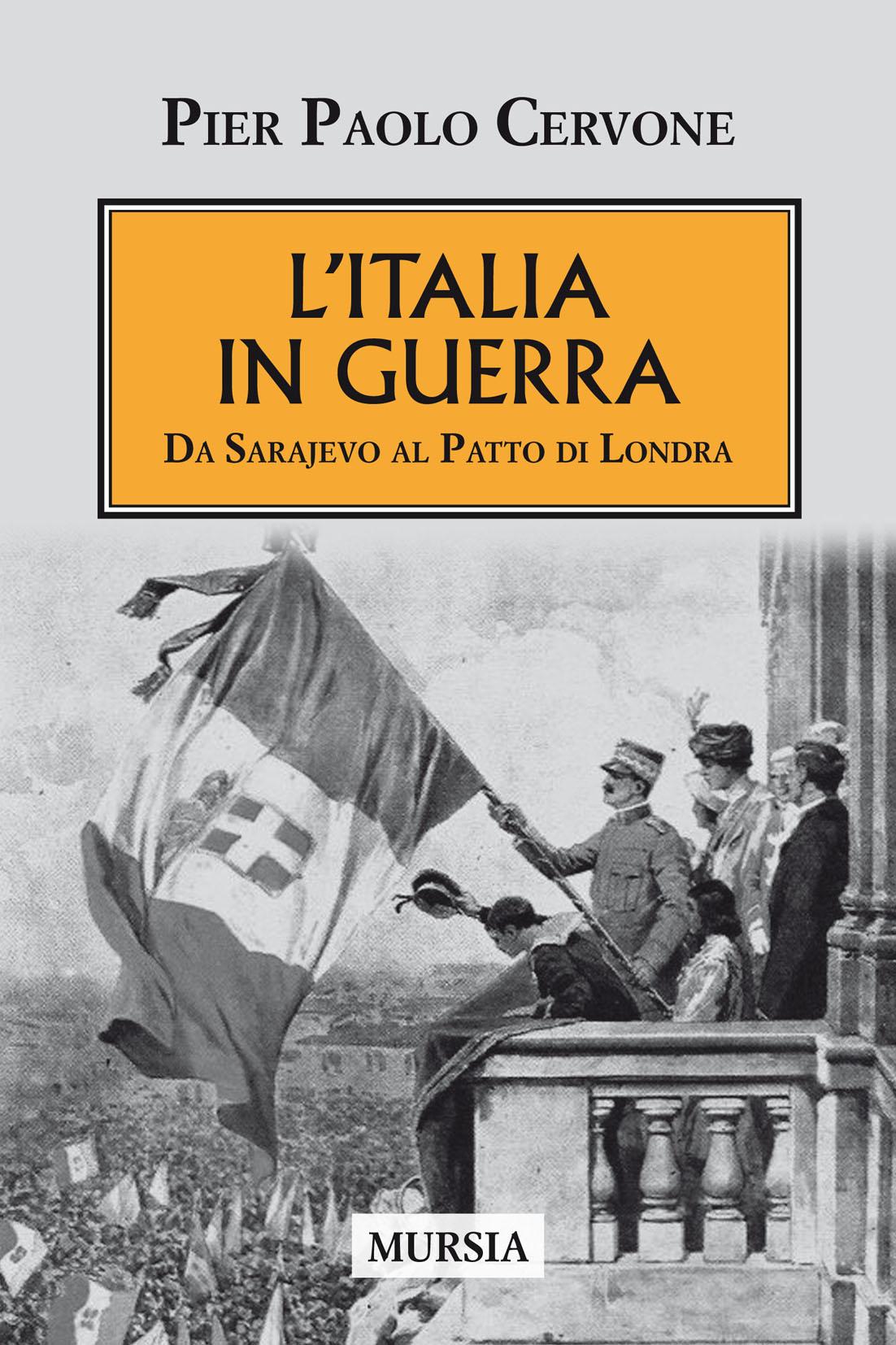 """Ad Uniastiss il giornalista Cervone presenta """"L'Italia in guerra. Da Sarajevo al Patto di Londra"""""""